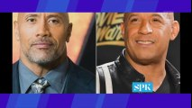 "Dwayne ""The Rock"" Johnson reveló detalles sobre su pelea con Vin Diesel"