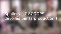 Spoilers : 7 SCOOPS dévoilés par la production ! (Fausse mort de Patrick , le retour de la maman d'Antoine et Théo, etc....)