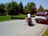 Ducati - MDR - humour - accident-gamelle-faut-etre-con