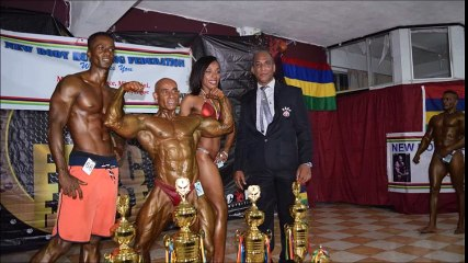 New Bodybuilding Federation Mauritius Youth Wing Videos Dailymotion