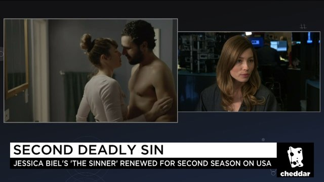 """Why the Success of """"The Sinner"""" Took Jessica Biel by Surprise"""