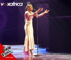 """Elodie (Equipe Youssoupha) """" I will always love you """" de Whitney Houston l Grands Shows l The Voice Afrique 2018"""