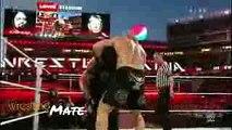 WWE Wrestlemania 34 Roman Reigns Vs Brock Lesnar Highlights - WWE Wrestlemania 2.CUT.00'11-06'43