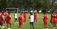 Liga de Quito se encuentra listo para su encuentro en la Copa Sudamericana
