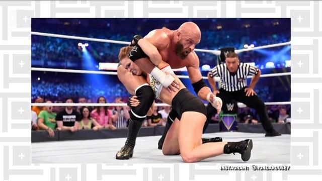 Tiki and Tierney: Taz talks Ronda Rousey at Wrestlemania 34