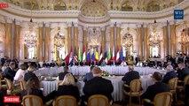 WOW President Donald Trump Gives an AMAZING SPEECH at Three Seas Initiative Summit w Andrzej Duda