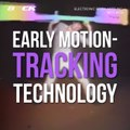 What motion-tracking looked like in the 1970s