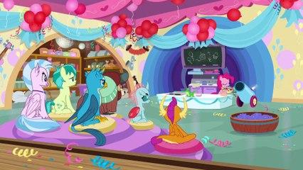 My Little Pony Season 8 Episode 4 Fake It Til You Make It 1080p