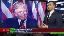 Antes y después de Trump: los cambios de actitud de los políticos