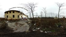 In 360 video_ An abandoned Soviet military base in western Hungary - BBC News