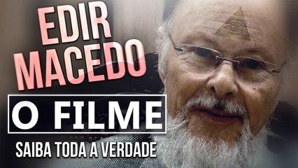FILME DO EDIR MACEDO - O QUE A UNIVERSAL ESTÁ TRAMANDO?