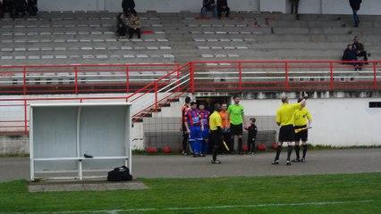 SENIORS A contre MACHECOUL le 08 avril 2018