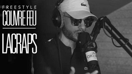 LACRAPS  - Freestyle COUVRE FEU sur OKLM Radio