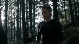 Vikings Queen Lagertha Requests A Last Kiss Mid Season Five