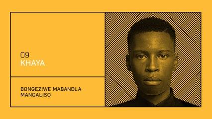 Bongeziwe Mabandla - Khaya