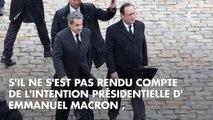 """""""Il a créé une entreprise"""" : dans son livre, François Hollande n'est pas tendre avec Emmanuel Macron"""
