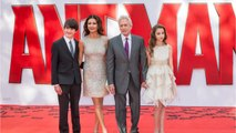 Catherine Zeta-Jones' Daughter Carys Is All Grown Up