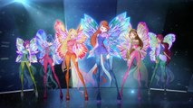 Winx Club- All the Winx Dreamix Transformations [FULL TRANSFORMATION]