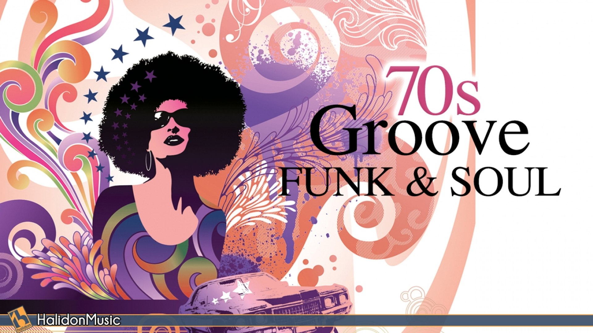 Various Artists - 70s Groove : Funk & Soul