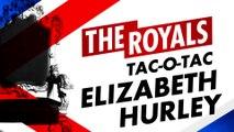 THE ROYALS : Interview tac-o-tac de LIZ HURLEY I Une vidéo exclu ELLE Girl TV !