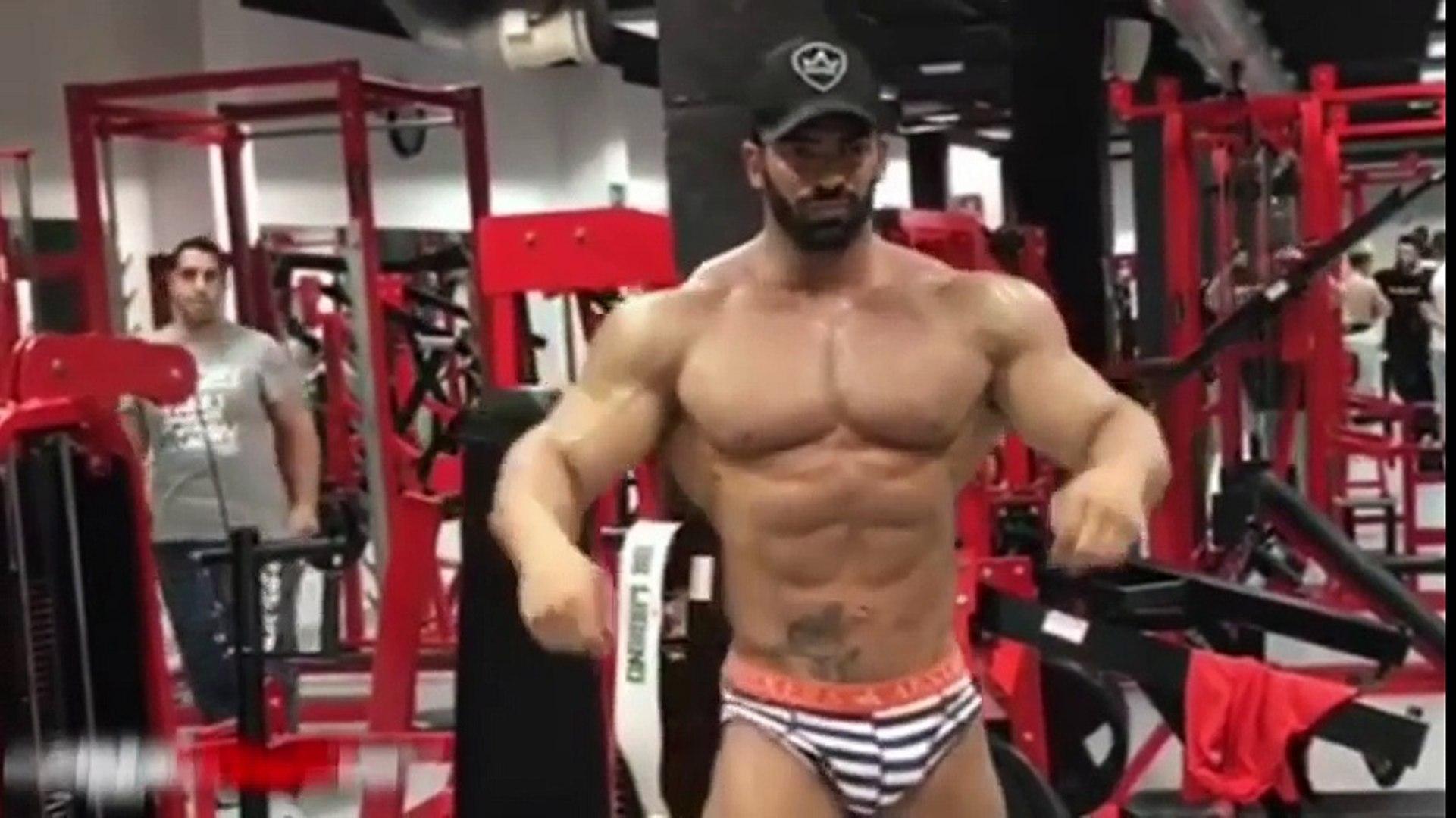 Sergi Constance Motivation- Aesthetic Fitness Motivation