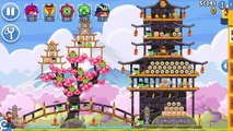 Angry Birds Friends - Gameplay Walkthrough - CHERRY BLOSSOM Events