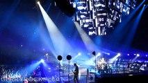 Muse - Interlude + Hysteria, Rod Laver Arena, Melbourne, Australia  12/7/2013