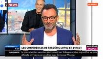 """Frédéric Lopez face au """"Grand Choix"""" dans """"Morandini Live"""""""