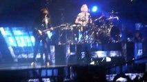 Muse - Interlude + Hysteria, Perth Arena, Perth, Australia  11/30/2013