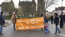 À Redon, la mobilisation contre l'évacuation de Notre-Dame-des-Landes se poursuit