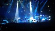 Muse - Interlude + Hysteria, Arena Monterrey, Monterrey, Mexico  10/9/2013