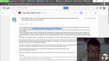 Youtube lại thay đổi Xét Duyệt Kiếm Tiền tháng 4/2018   Minh Hoàng Tube