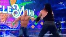 John Cena Vs Undertaker Match Highlights - WWE WrestleMania 34