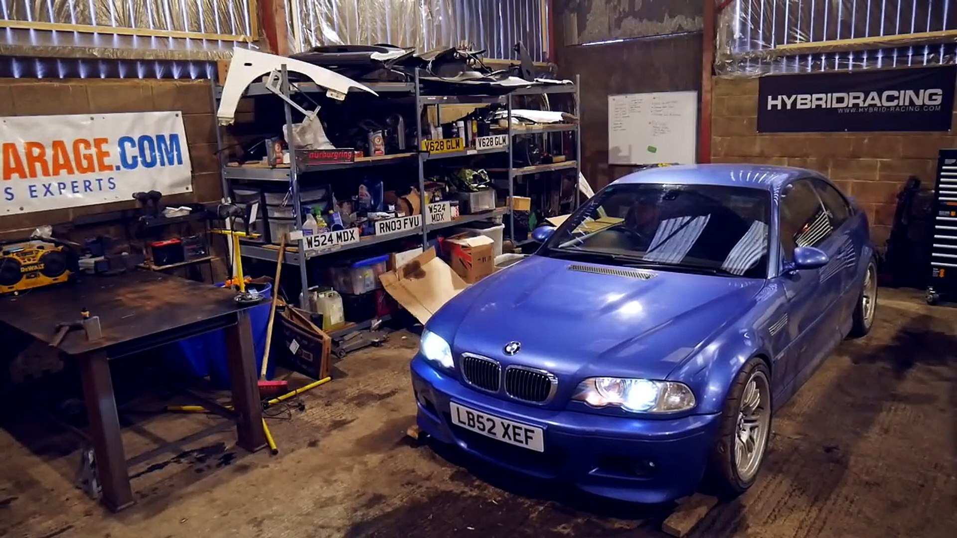 The story of the E46 steering rack swap  pt 1