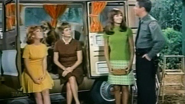 Petticoat Junction S07E10 The Camping Trip