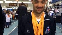 Nicolas Virapin quatre fois médaillé d'or au championnat du monde de #sportadapte sera présent le 21 avril 2018 au meeting international d' #athletisme à Champ