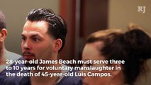 Man sent to prison for Las Vegas 1-punch death