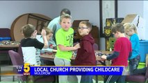 Church Offers Kids Place To Eat, Stay Active While Oklahoma Teacher Walkouts Continue