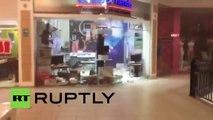 PRIMERAS IMÁGENES: Así fue el terremoto de 7,8 en Ecuador