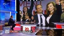 François Hollande révèle les raisons de sa rupture avec Valérie Trierweiler