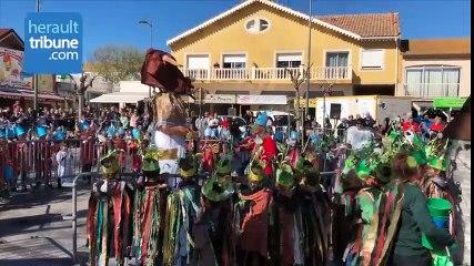 GRAU D'AGDE - Aidés par les Dieux grecs, les enfants sont venus à bout de Carnavalou !