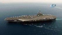 ABD en büyük uçak gemisini Akdeniz'e gönderiyor