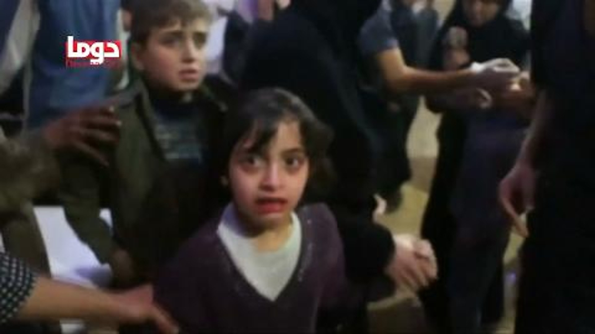 US, Britain, France launch air strikes in Syria