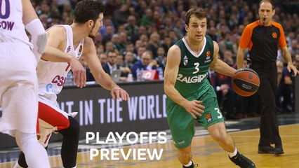 Playoffs Preview: Zalgiris Kaunas