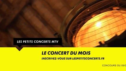 Ycare dans les petits concerts MTV