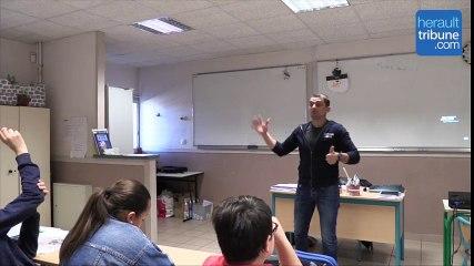Project Rescue Océan au Collège René Cassin en Agde