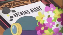 Opening night - EQG - Choose Your Own Ending (中文字幕; Chinese Subtitled)