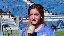 Avant HAC - Soyaux (D1) en Coupe de France féminines, interview de Jesse McDonough