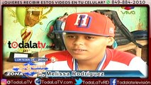 Primer equipo de  Béisbol femenino en República Dominicana-Telemicro-Video
