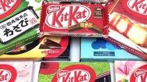 Japanese Kit Kat Assorted Chocolates - My Kit Kat Collection Chocolate Nestlé